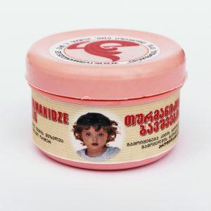 мазь Турманидзе с мощным антисептическим, ранозаживляющим, обезбаливающим эффектом с применением при опрелостях, раздражении, аллергиии, дерматита у детей