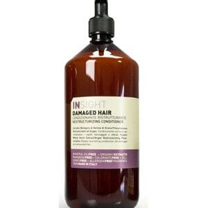 Кондиционер Инсайт для востановления поврежденніх волос на натуральных ингридиентах без парабенов и консервантов от лучших европейских производителей