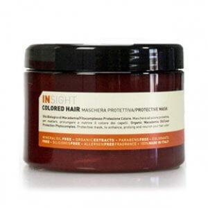 відновлює структуру пошкодженого фарбуванням або хімічною завивкою волосся, натуральна, без парабенів