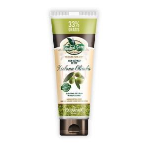 крем для ног Зеленая олива серии хербал кеа как интенсивно смягчающее и питательное косметическое средство