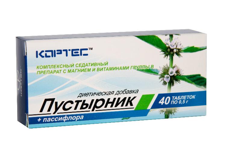 Пустырник+пассифлора как комплексный седативный препарат с магнием и вит. В, при учащенном сердцебиении, беспокойстве, стрессе, одышке, климаксе