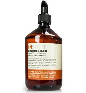 Шампунь Insight (Инсайт) для окрашеного волоса на основе натуральных ингридиентов без парабенов и консервантов от лучших европейских производителей
