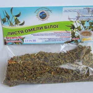 трава Омела для профилактики и фитотерапии снижения артериального давления, бессоннице, неврозах, стрессах, доброкачественных опухолях