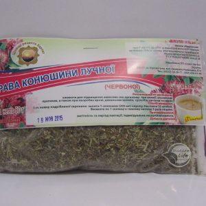 Трава Клевера лугового (красного) для профилактики и фитотерапии простуды, орви, сердечно-сосудистых заболеваний, атеросклероза, проблем печени , авитоминозе