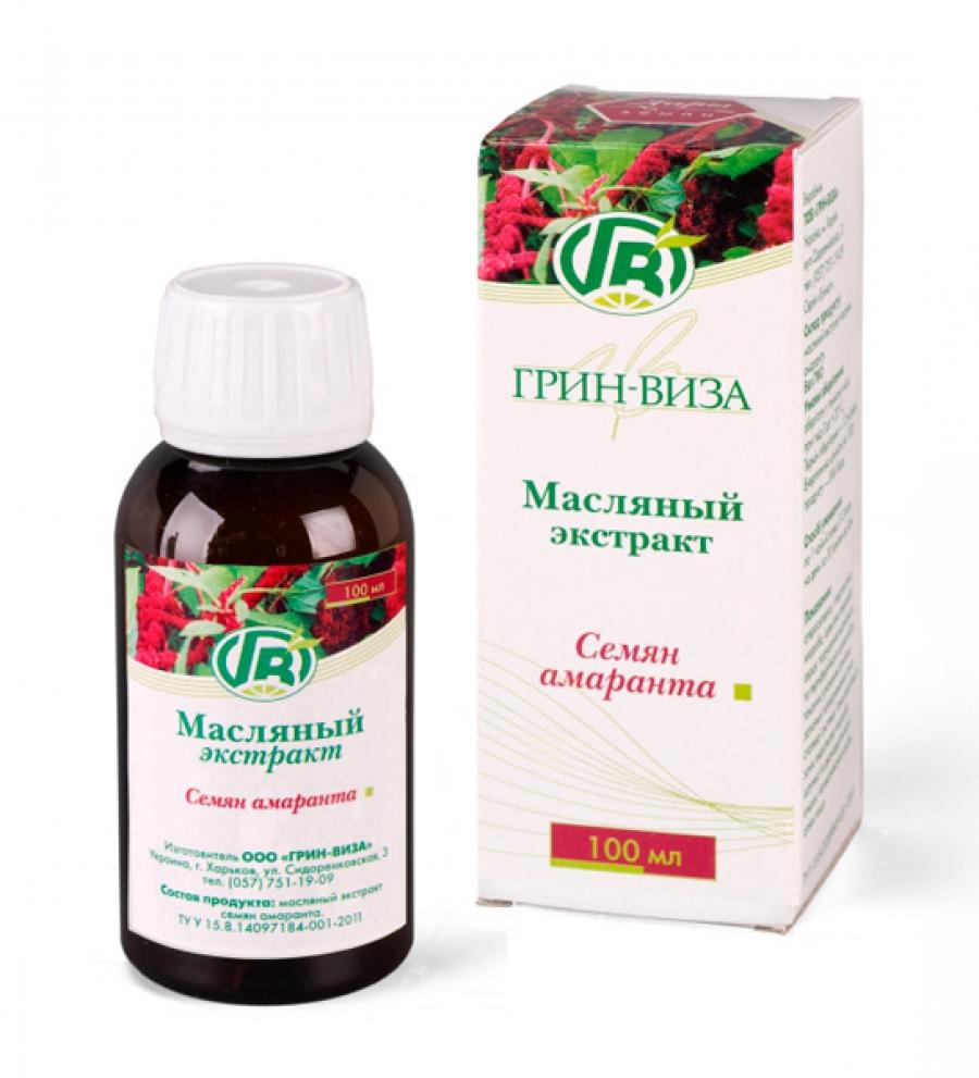 масло Амаранта для профилактики и фитотерапии улучшения состояния сосудов, атеросклерозе, ишемической болезни сердца, иммунодефиците, пополнения сквалена