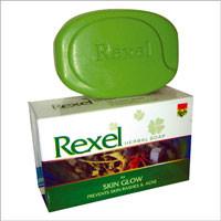 мыло Rexel - аюрведа на основе индийских растений для проблемной и жирной кожи