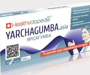 Ярсагумба (китайский кордицепс) при проблемах эректильной дисфункции, улучшения потенции, улучшения кровообращения малого таза, либидо