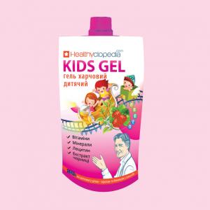 Гель Kids сбалансированная комбинация витаминов и минералов для полноценного физического и умственного развития Вашего ребенка