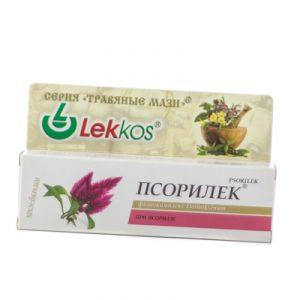 Псорилек при псориазе негормональное, без антибиотиков натуральное средство снимает воспаление, зуд и регенерирует кожу