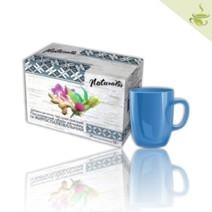 фиточай фигура-натур для ускорения обмена веществ и метаболизма на основе имбиря и зеленого чая