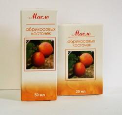 косметическое жирное масло абрикосовых косточек для повседневного ухода за кожей любого типа