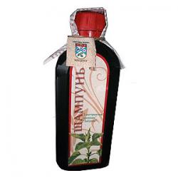 Шампунь Авиценна с экстрактом крапивы для нормализации водно-жирового баланса кожи, питает волосяные луковицы, улучшает структуру волоса