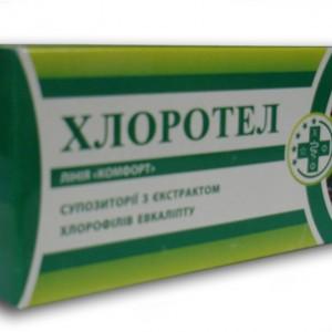свечи хлоротел комфорт как бактерицидное, антисептическое, противовоспалительное и обезболивающее действие.