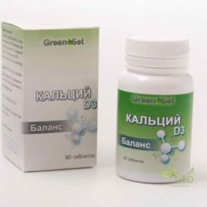 Кальций-D3- баланс как дополнительный источник кальция, магния, витамина D3, для улучшения костной ткани, волос, ногтей, зубов, профилактики остеохондроза