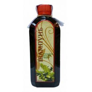 Эко-шампунь Авиценна с экстрактом листа дуба для силы, упругости, эластичности, шелковистости, блеска волос