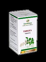 Растительные таблетки Таволга-природный аспирин для защиты от сосудистых катастроф и тромбов, при нарушении мозгового кровообращения