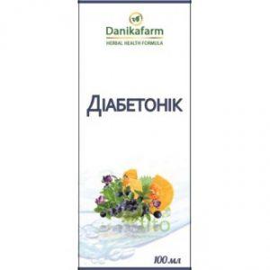 БАЖ межклеточная жидкость растения Диабетоник на основе топинамбура для профилактики и фитотерапии сахарного диабета и его осложнений