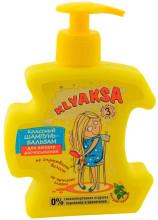 шампунь для детей для легкого расчесывания с крапивой без парабенов и красителей