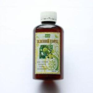 масло Зеленого грецкого ореха (волоський горіх) для фитотерапии заболеваний щитовидной железы, насыщения природным йодом,