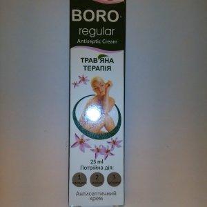 аюрведический антисептический крем BOROregular травяная терапия порезов, ожогов, укусов мошек, потрескавшихся и обветренных губ