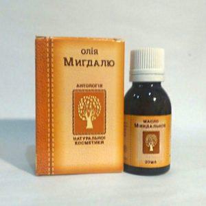 жирное косметическое масло Миндаля для обогащения косметических средств, применения в массаже, улучшения кожи при растяжках, целлюлите, ожогах