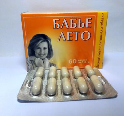 растительный препарат для нормализации гормонального состояний при климаксе