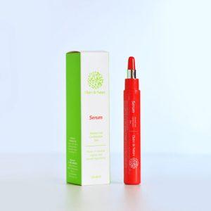 сыворотка (серум) ТМ Claire для нормальной кожи на основе комплекса эластана и гиалуроновой кислоты
