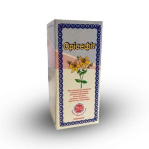растительная настойка Орисефит при воспалительных процессах слизистой рта и носоглотки ангина, ларингит, фарингит,