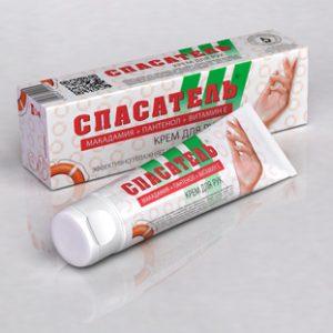 для ежедневного ухода сухой и обветренной кожи на основе макадамии пантенола и витамина Е