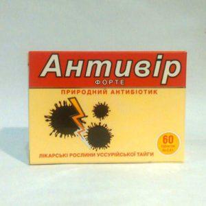 противирусный, иммуномодулирующий фитопрепарат на основе таволги и бархата амурского