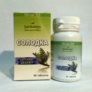 фитопрепарат солодка как натуральное отхаркивающее средство, натуральное противоаллергическое средство