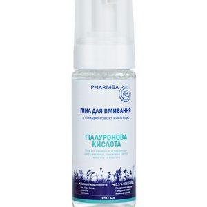для умывания с гиалуроновой кислотой для мягкого очищения кожи , ее увлажнения