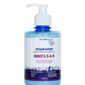 Восстановление и здоровье с омегой 3-6-9 для ломких волос на основе масел примулы, облепихи, оливы TM Pharmea