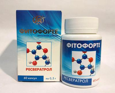 капсулы ресвератрол как мощный комплекс антиоксидантов в профилактике здоровья и поддержки состояния кожи