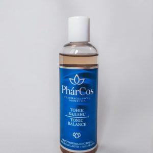 тоник для лица Баланс с гиалуроновой кислотой, аминокислотами и глюконатом магния для нормальной кожи