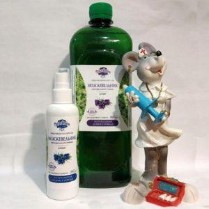 гидролат можжевельника (ялівця) для ухода проблемной возрастной кожи, в качестве натурального антисептика, в комплексе антицеллюлитного ухода