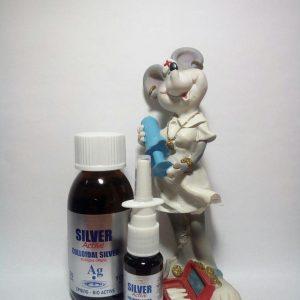 коллоидное серебро как мощнейший антисептик в борьбе с грамположительными, грамотрицательными бактериями, грибками