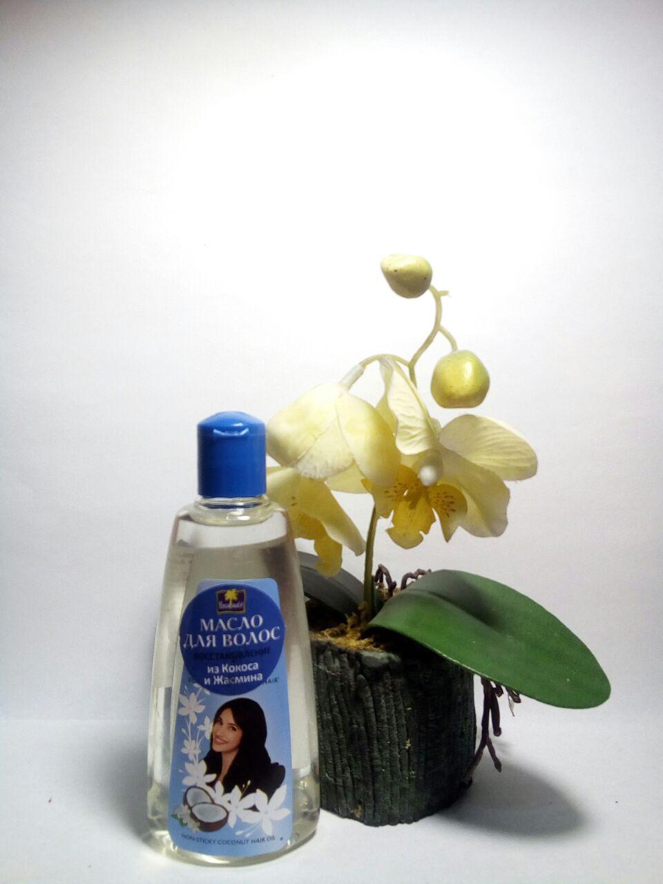 кокосовое масло для восстановления и укрепления волос