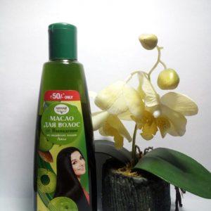 масло для волос от выпадения амла+миндаль Индия TM Nigar