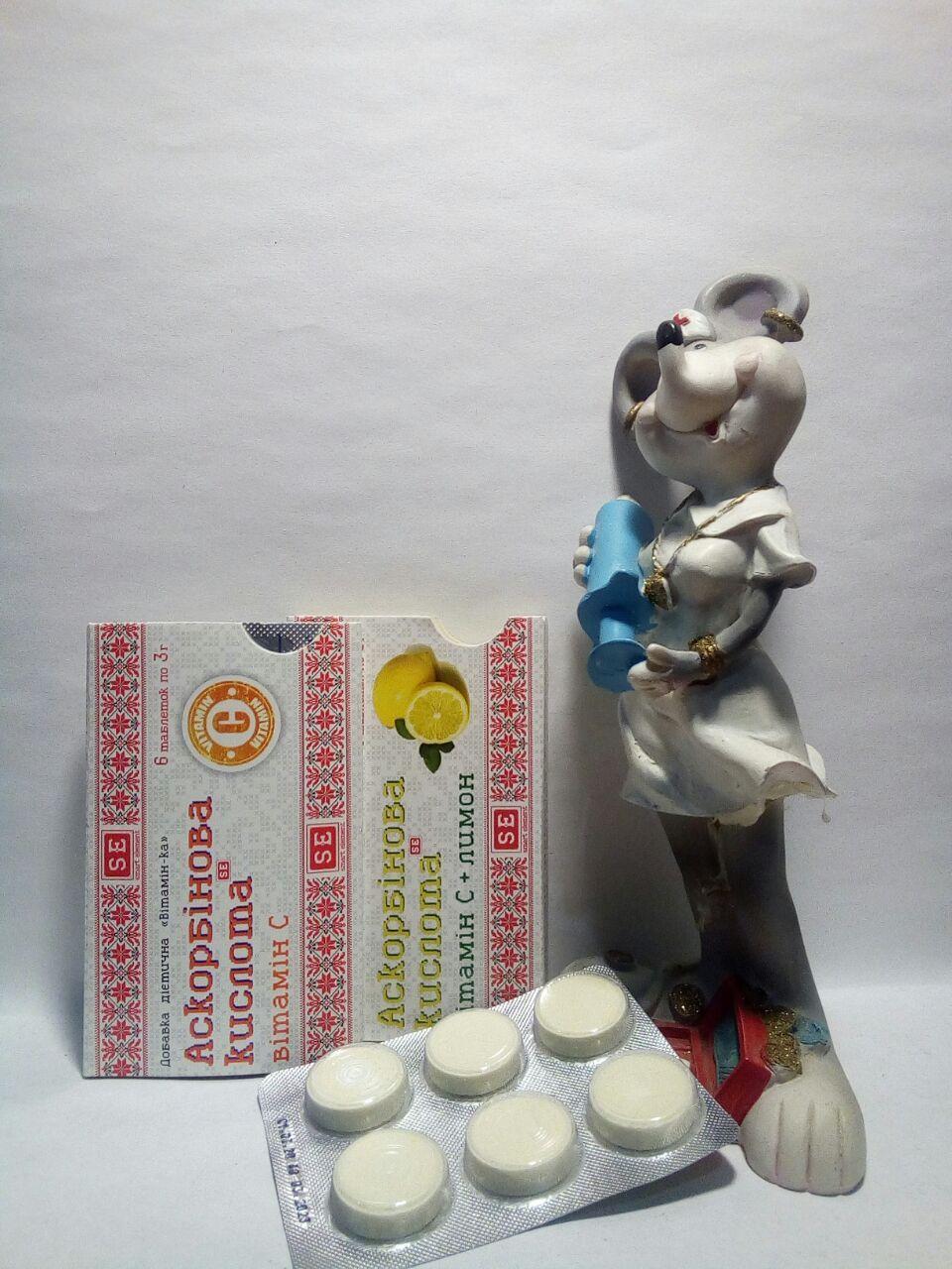 Покупаете аскорбиновую кислоту как источник витамина С