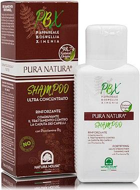 итальянский шампунь для восстановления волос с маточным молочком, самшитом, ксименией и провитамином В5 для всех типов волос