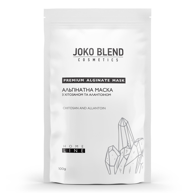 Покупаете альгинатную маску TM Joko с хитозаном, коллагеном, аллантоином для кожи 35+. Обеспечивает тонус кожи и глубокое увлажнение
