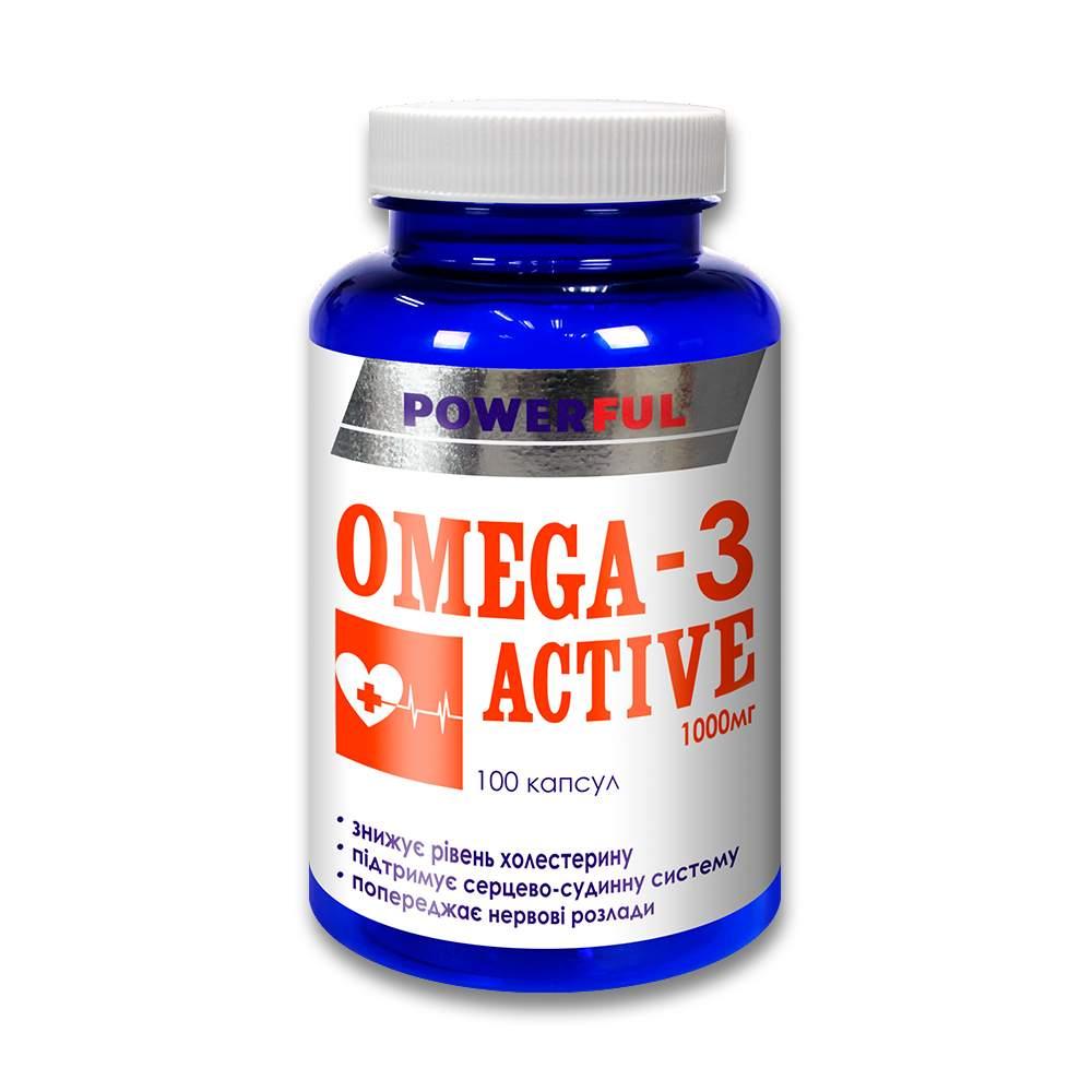 омега-3 комплекс полиненасыщенных жирных кислот для поддержания сосудов и сердечно-сосудистой деятельности