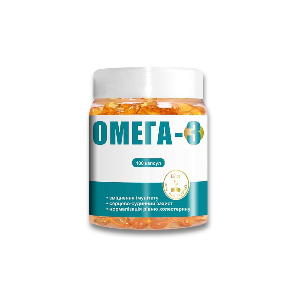 Покупаете омега-3 комплекс полиненасыщенных жирных кислот для поддержания сосудов и сердечно-сосудистой деятельности в дозировке 1000 м