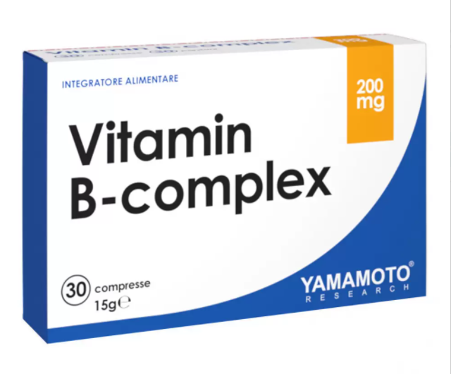 Полный комплекс витаминов группы В для коррекции работы ЖКТ, сердечно-сосудистой, нервной системы, для восставновления в постковиде